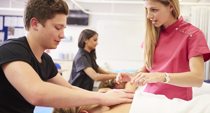 zelf leren masseren, warme handen, kurt vanackere